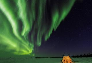 Aurora-Lightning