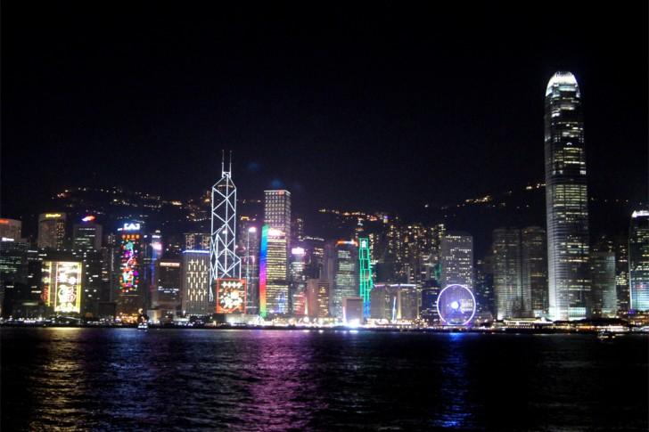 Night Photography of the city. Thomas Kokta Photography.