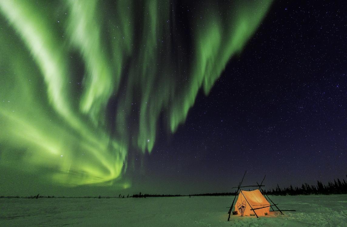 Night-Sky: Aurora's/Polar Lights